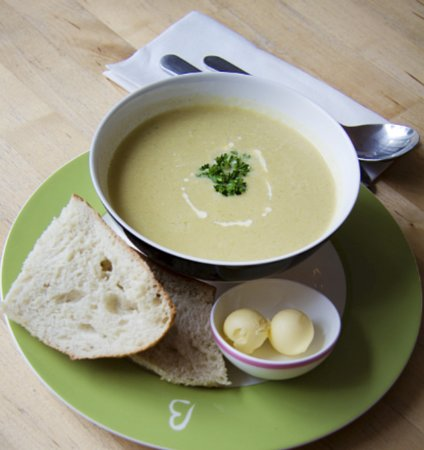 Beatons Tearooms - Moreton In Marsh: Daily soup