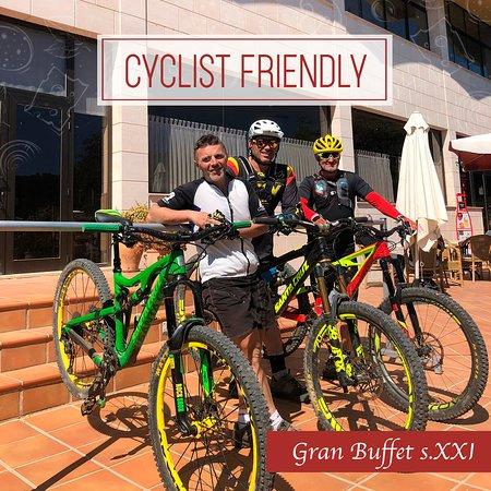 cycling friendly