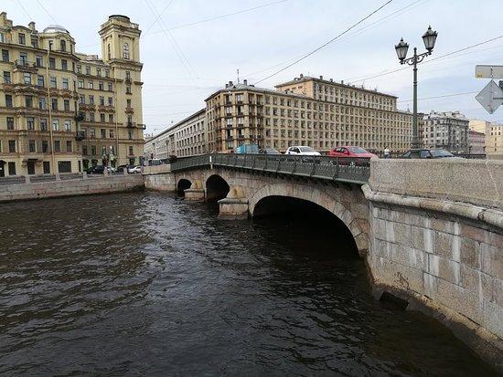 Izmailovskiy Bridge