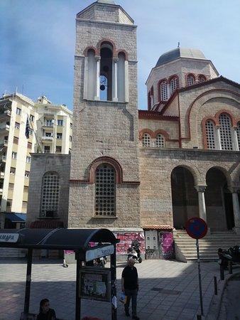 Thessaloniki, Greece: Church of St Demetrius