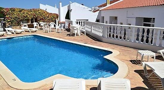 Boliqueime Inn: Pool Area