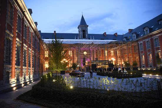 Royal Hainaut Spa & Resort Hotel