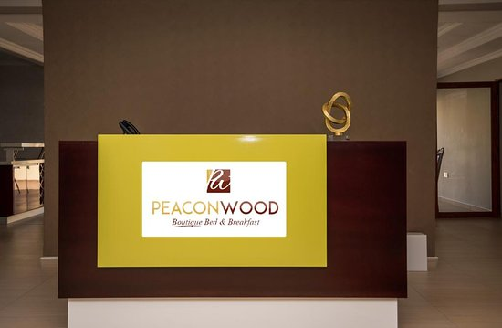 breakfast   area - Peaconwood Boutique B&B, Palapye 사진 - 트립어드바이저