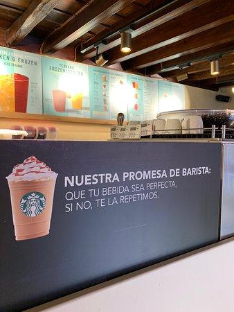 Starbucks: Querido Starbucks ❤️