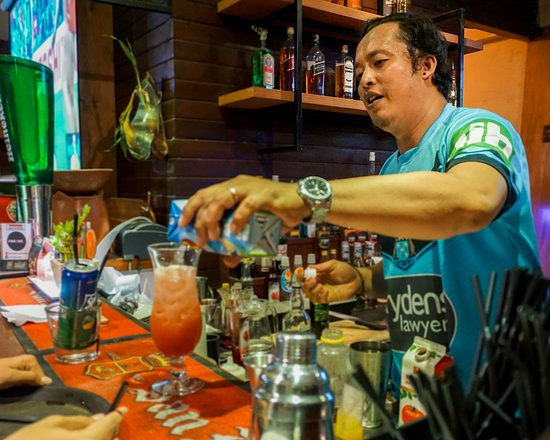 JOCS Sports Bar Cozy sports bar with exclusive sports channel that you won't find anywhere else!   AFL - NRL - UFC - F1 - Moto GP  Located at Jalan Melasti No.3- Kuta Bali