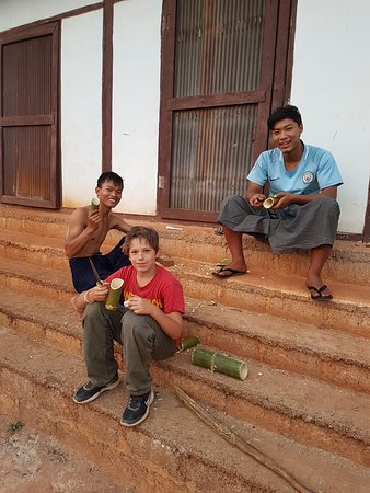 me with Yola and his friend