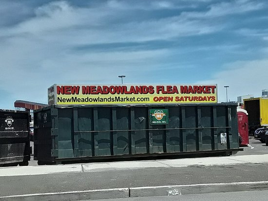 New Meadowlands Market