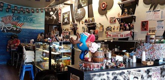 Friendly cafe and unique