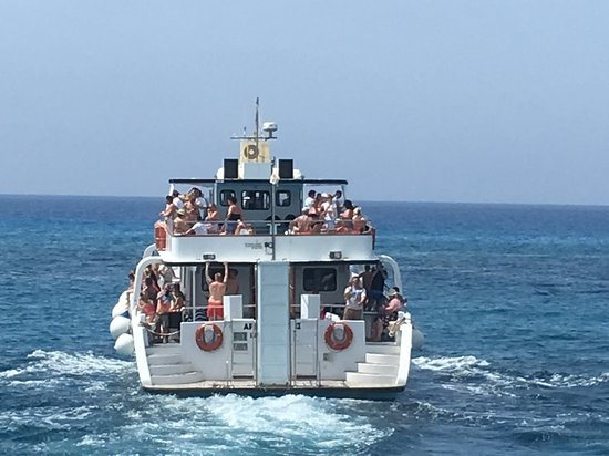 Aphrodite II Boat Trip