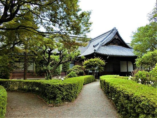 Nanokaichi-Han Jinya Old Site