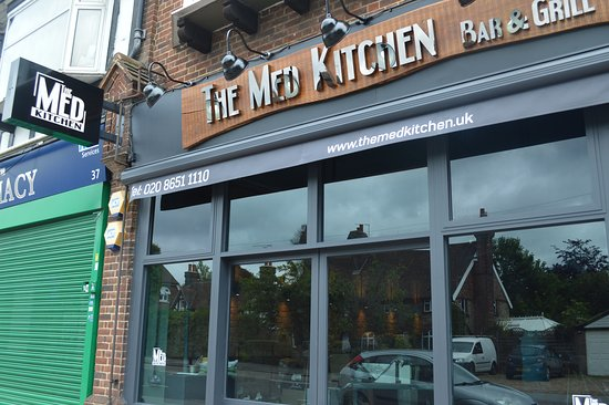 ‪‪Sanderstead‬, UK: The Med Kitchen‬