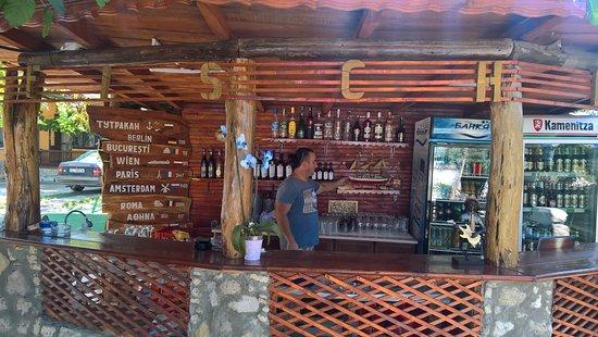 Tutrakan, Bulgaristan: Restaurant Fischer Unforgettable experience