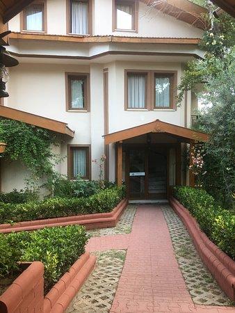 Doğayla başbaşa,kendi evinizdeymiş gibi hissetiren bir otel