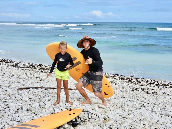 ESG - Ecole de Surf de Guadeloupe
