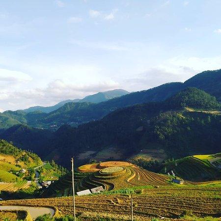 Our trek to Mu Cang Chai