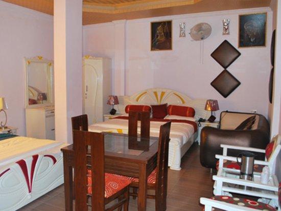 Hotel Paradise Inn Haridwar Family Room