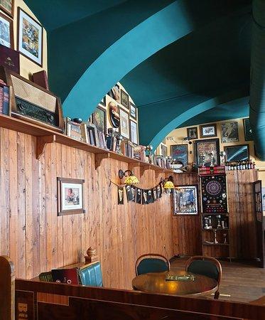 The Golden Harp - Irish Pub Josefstadt: Great pub