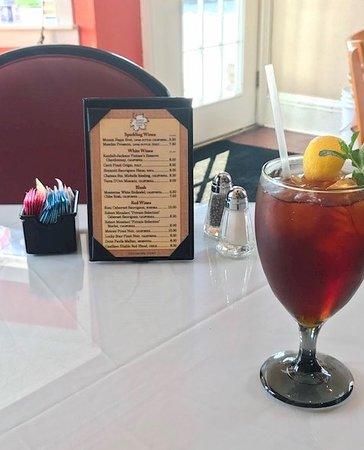 Maple Street Cafe: tea