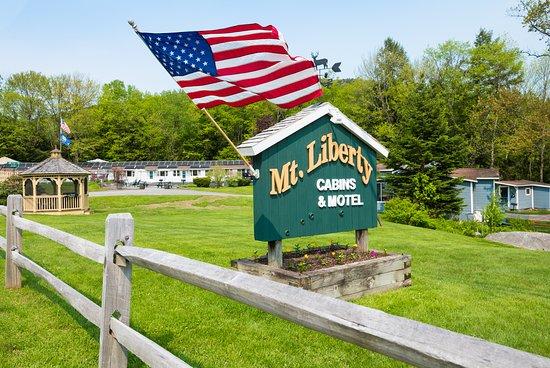Mt Liberty Lodging
