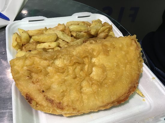 Pizza Crunch This Really Shouldn T Exist Picture Of Blue Lagoon Fish Chips Argyle Street Glasgow Tripadvisor