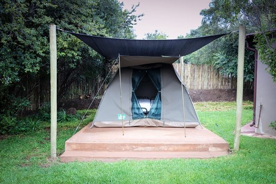 Warthogs Bush Camp: Tents - Self catering