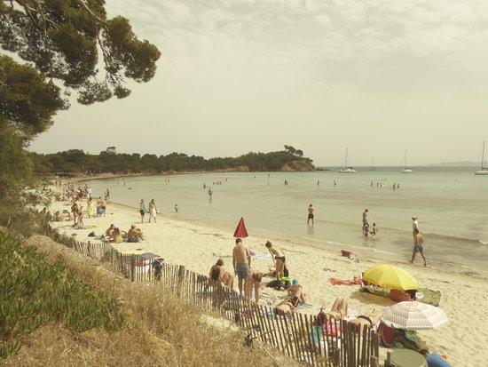 Plage de l'Estagnol: la plage