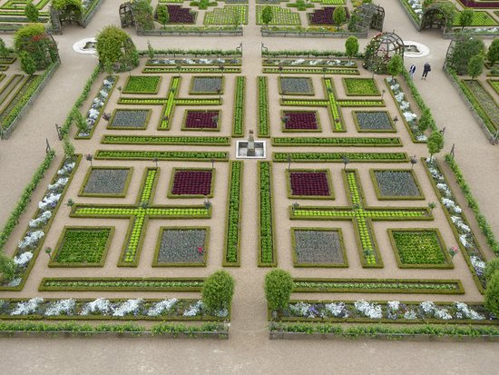 Skip the Line: Chateau de Villandry and Gardens Admission Ticket: Such precision planting
