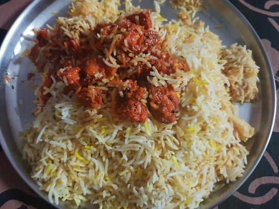 Bhojanam Multi Cuisine Restaurant-KPHB: #specialchickenbiryani