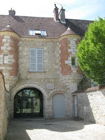 Maison de Jean Cocteau: Entrée de la maison