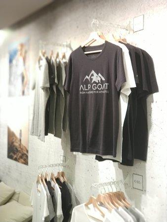 Tolle Produkte wie z.B. das Funktionshirt von alpgoat aus 100% Naturfasern