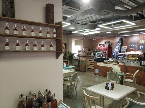 Unser Café ist das Herzstück