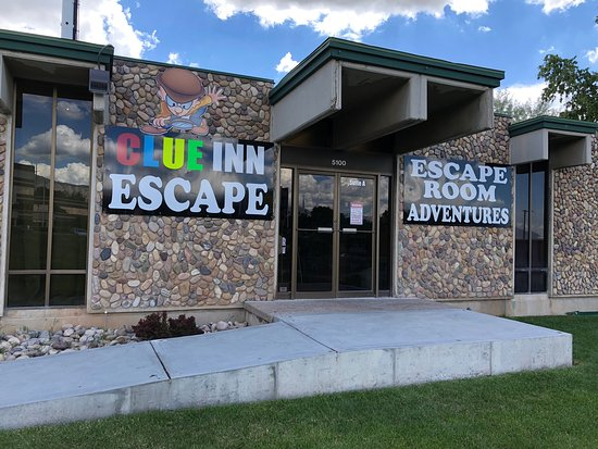 CLUE Inn Escape