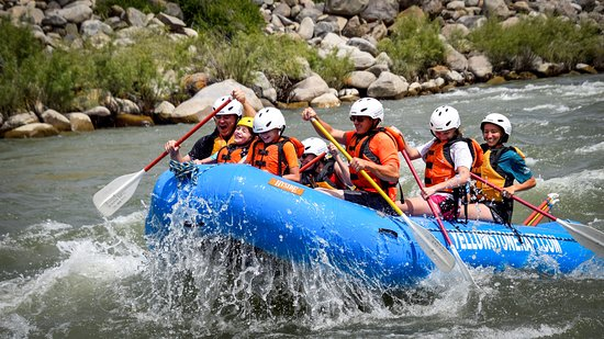 Yellowstone Raft Company