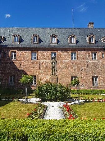 Très belle vue sur l'Alsace