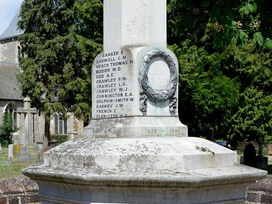 Wheathampstead War Memorial