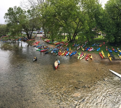 Great Greenbrier River Race!
