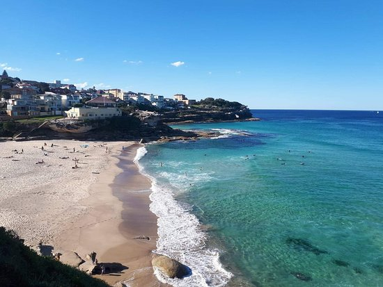Public swimming pool - Picture of Bondi to Coogee Beach