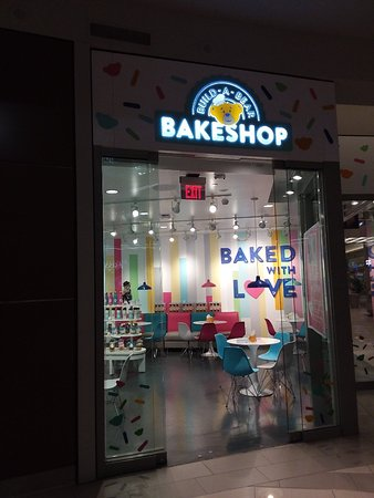 Build-A-Bear Bakeshop