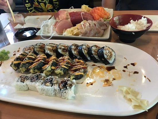 Sushi Picture Of Bob Wasabi Kitchen Kansas City Tripadvisor