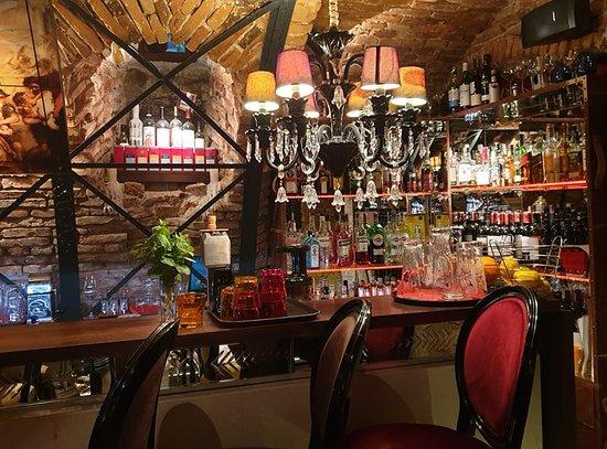 Albert Bistro: le bar