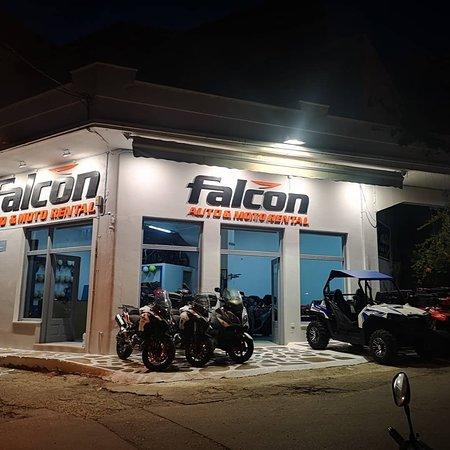 Falcon Auto & Moto Rentals