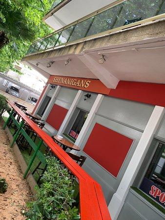 Shenanigans pub: Shenanigans!!