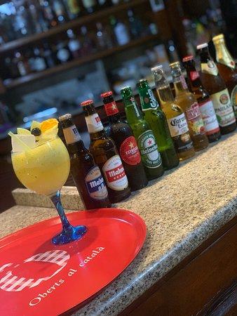 Shenanigans pub: Beers