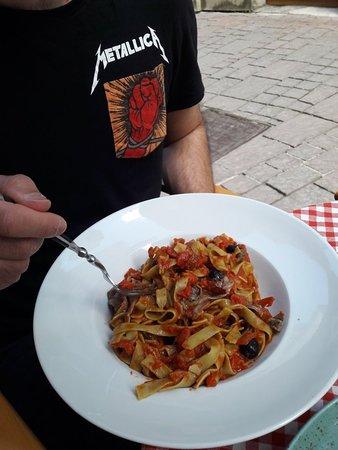 Cucina poco italiana