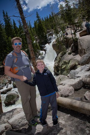 Alberta Falls: Alberta Falls