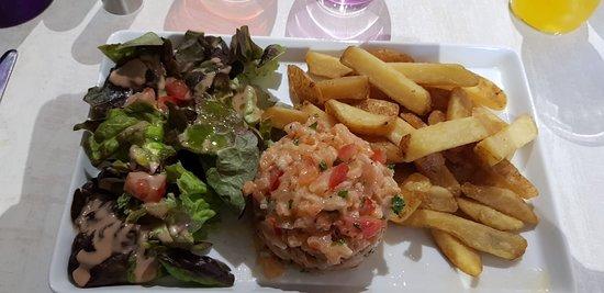 Very nice food!