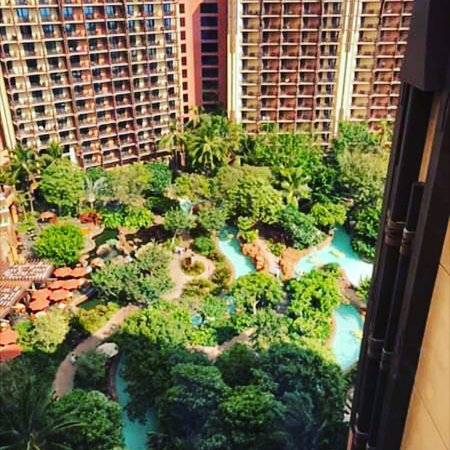 Disney Aulani was breathtaking and worth all the $$$
