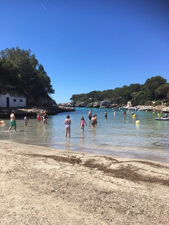 Cala en Blanes/ Pirates cove