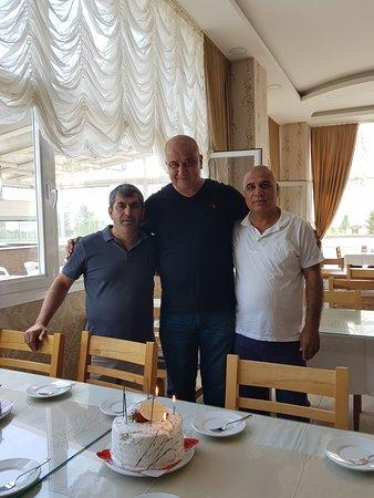 Провинция Чанкыры, Турция: Nifa restuarant