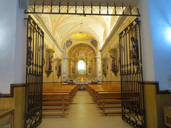 Santa Maria del Campo Rus, Espagne : Hermita de Santa María del Campo de Russ